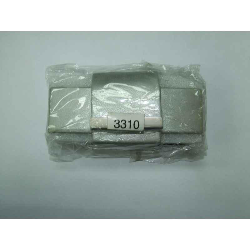 Z-OUTLET FUNDA NOKIA 3310 PLATEADA HORIZONTAL 10X5