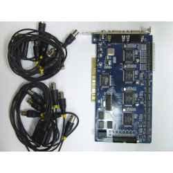 TARJETA VIGILANCIA CCTV PCI 16C+AUDIO