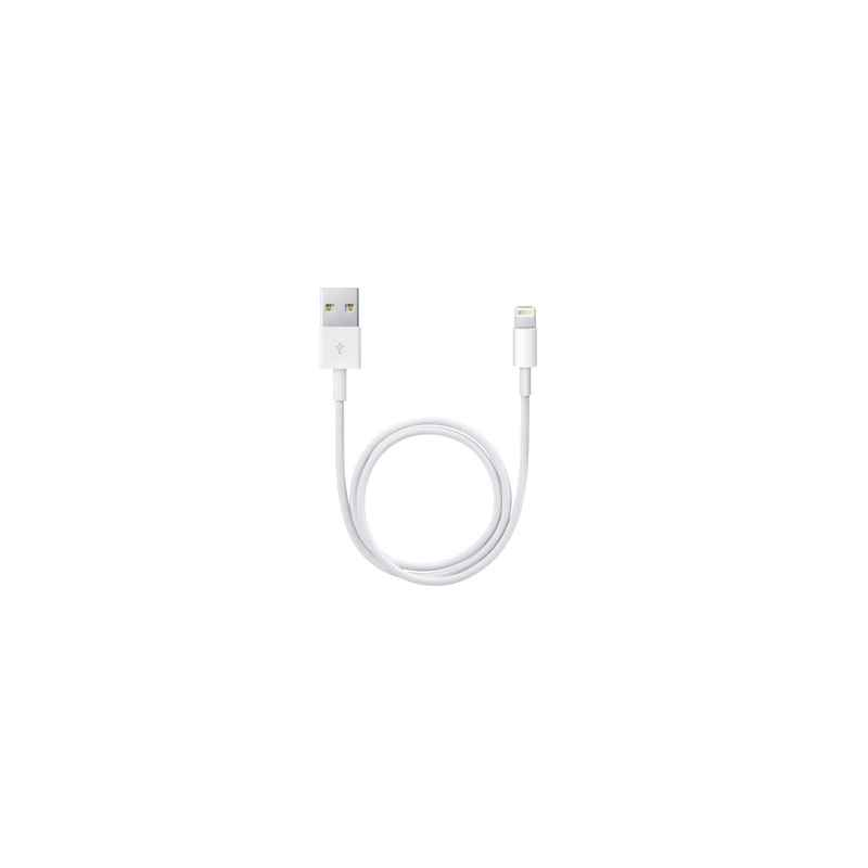 CABLE COMPATIBLE USB A LIGHTNING IPHONE 1M - IOS7