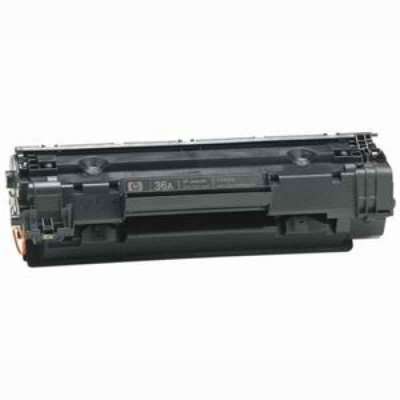 TONER  RECICLADO HP CB436A NEGRO