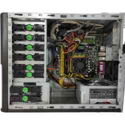 ORDENADOR CPU ATHLON 64 X2 4200+ 4GB DDR2 80GB