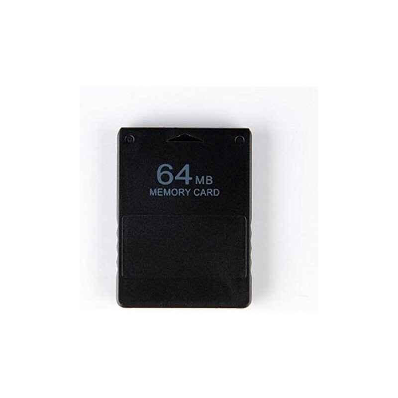 MEMORY CARD PLAYSTATION 2 PS2 64MB COMPATIBLE