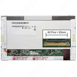 """PANTALLA PORTATIL 11.6"""" LCD B116XW02 40 P USADA"""
