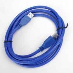 CABLE USB 3.0  AM-AM MACHO MACHO 1.5m