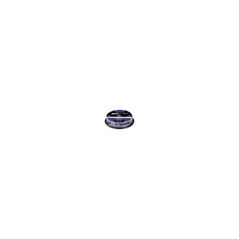 BLURAY INTENSO 25GB 4X BD-R RECORDABLE TARRINA 5U