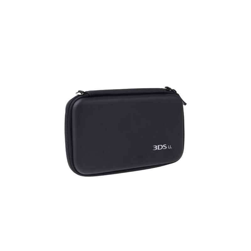 FUNDA DS XL SEMI-RIGIDA NEGRO (XL/3DS/DSI/DSL/DS)