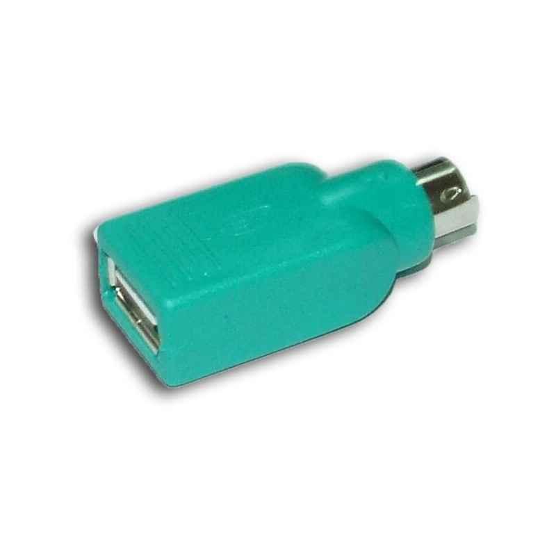 ADAPTADOR USB A PS2 (USB-A H PS2 M) SATYCON