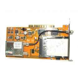 TARJETA SINTONIZADORA TV SATELITE PCI CON PCMCIA