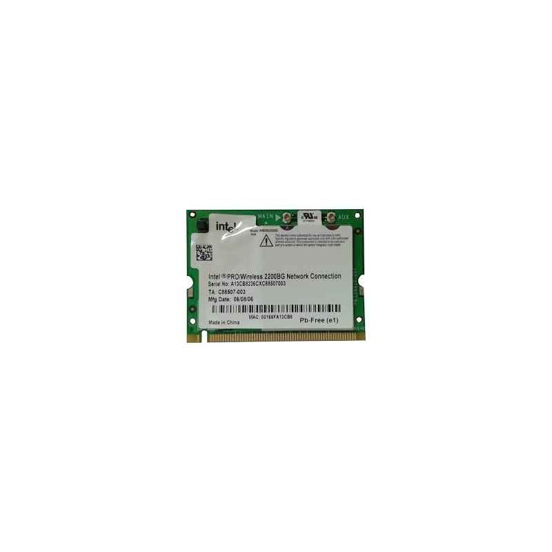 TARJETA RED MINI PCI INTEL 2200BG