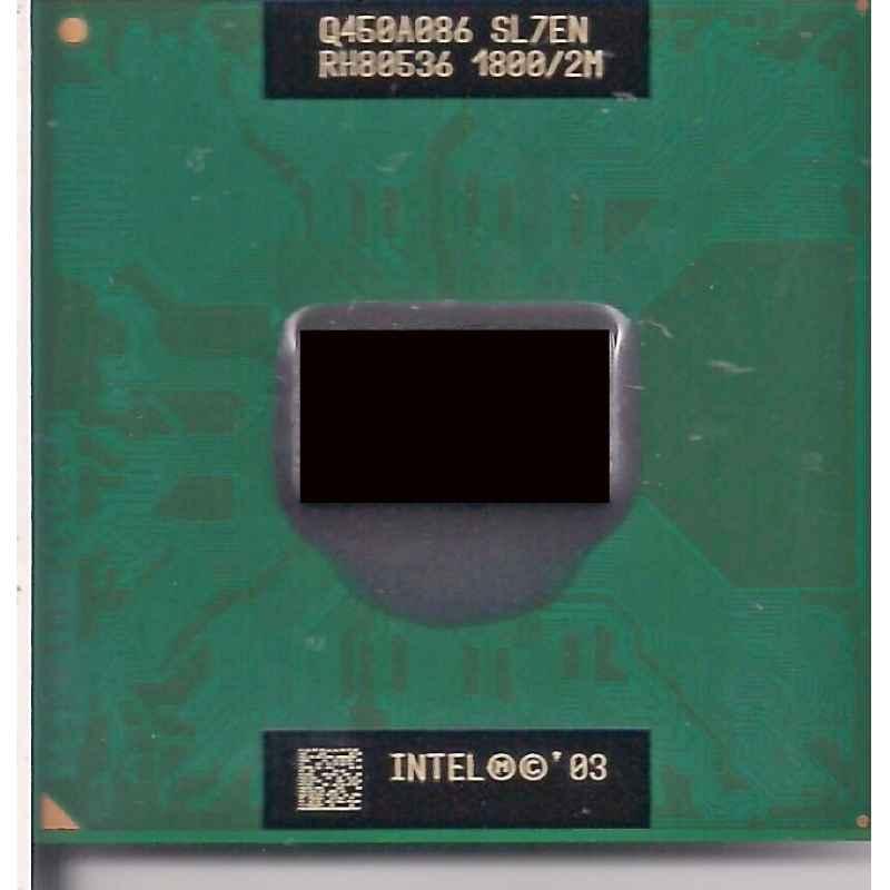 OUTLET - CPU INTEL P745 1800 SLGJN SONY PCG-6D1M