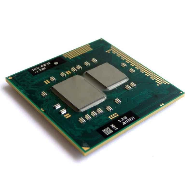 CPU INTEL I3-330M 2.13GHZ 3MB SLBMD - REACONDICION