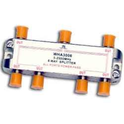 SPLITTER TV-SAT SATYCON 1 ENTRADA 6 SALIDAS
