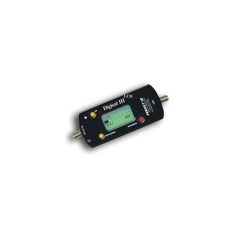 BUSCADOR SATELITE DIGISAT III LCD