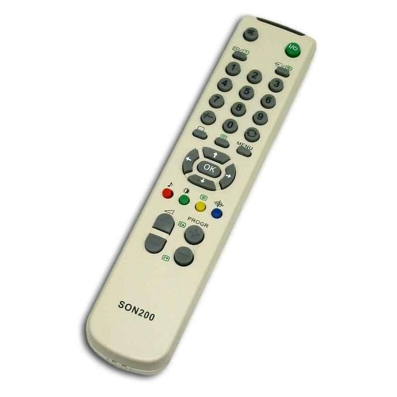 MANDO TV CRT COMPATIBLE SONY SON200 -SOLO PARA CRT