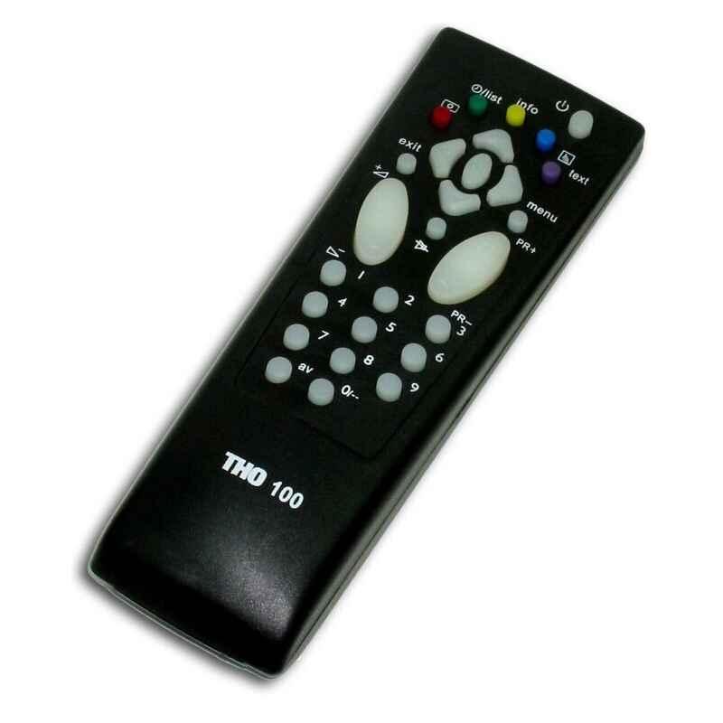 MANDO TV CRT PARA THOMSON THO100 - SOLO PARA CRT