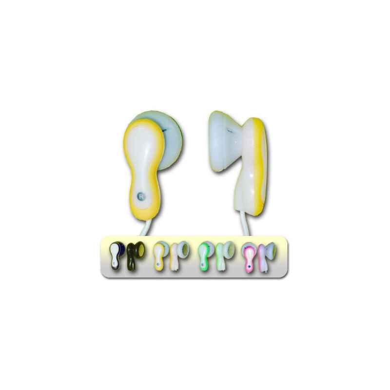 """AURICULARES ESTEREO 2.5"""" MINI MP3/MP4 SATYCON"""