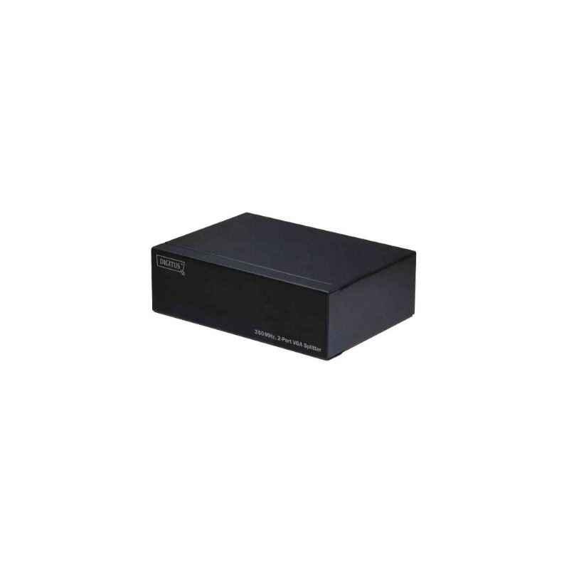 DUPLICADOR SPLITTER VGA X4 250MZH DIGITUS