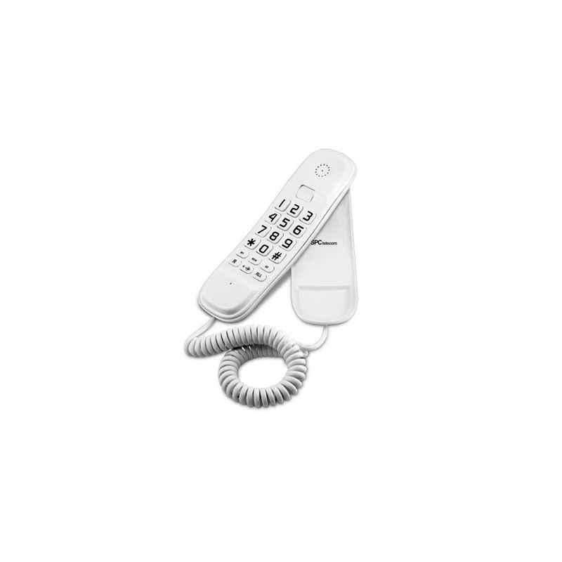 TELEFONO FIJO SOBREMESA - MURAL SPS3601V BLANCO