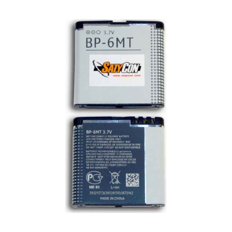 BATERIA MOVIL NOKIA BP-6MT