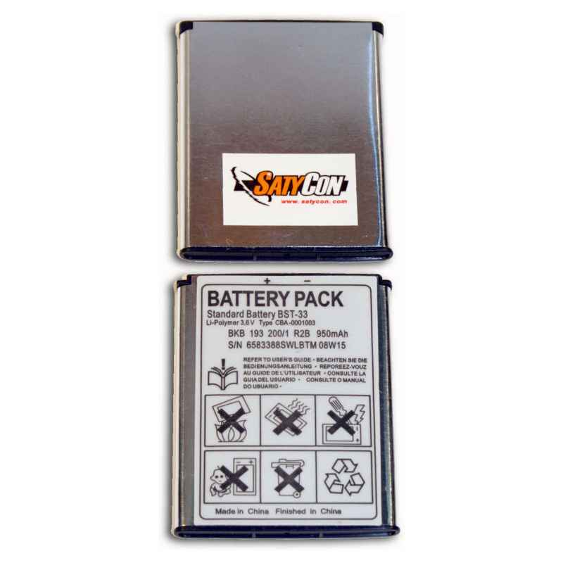 BATERIA MOVIL SONY ERICSON BST-33 K800i