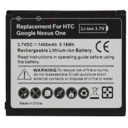 BATERIA MOVIL HTC G5 / G7 / DESIRE / NEXUS ONE