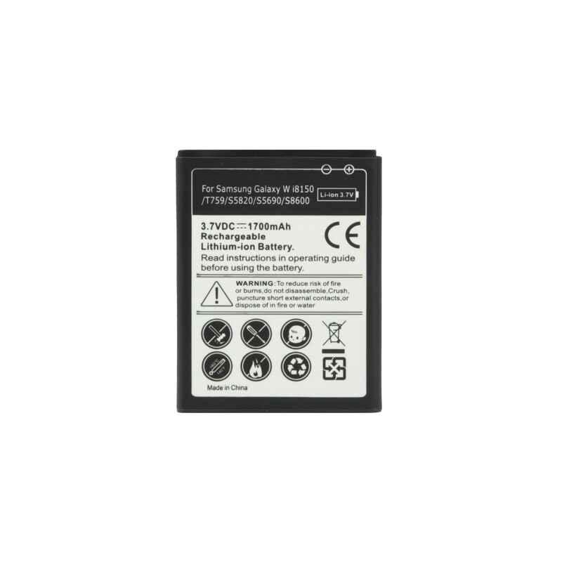 BATERIA SAMSUNG GALAXY W I8150 S5820 EB484659VU