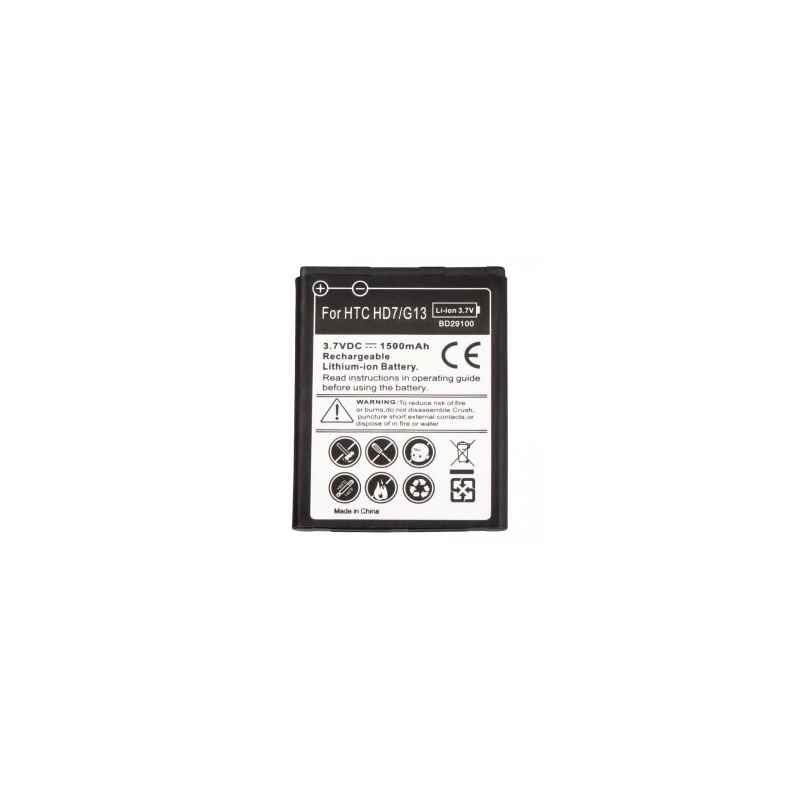 BATERIA MOVIL HTC WILDFIRE S HD7 G13 BD29100 1500M