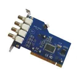 TARJETA VIDEOVIGILANCIA CCTV 4C PCI-4025 878A