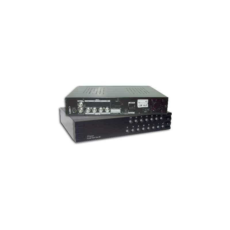 GRABADOR VIDEOVIGILANCIA 4 CAMARAS USB 160GB