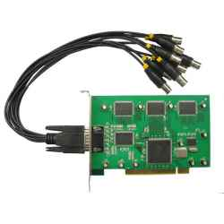 TARJETA VIDEOVIGILANCIA CCTV PCI 8C 81200 8150BMAE
