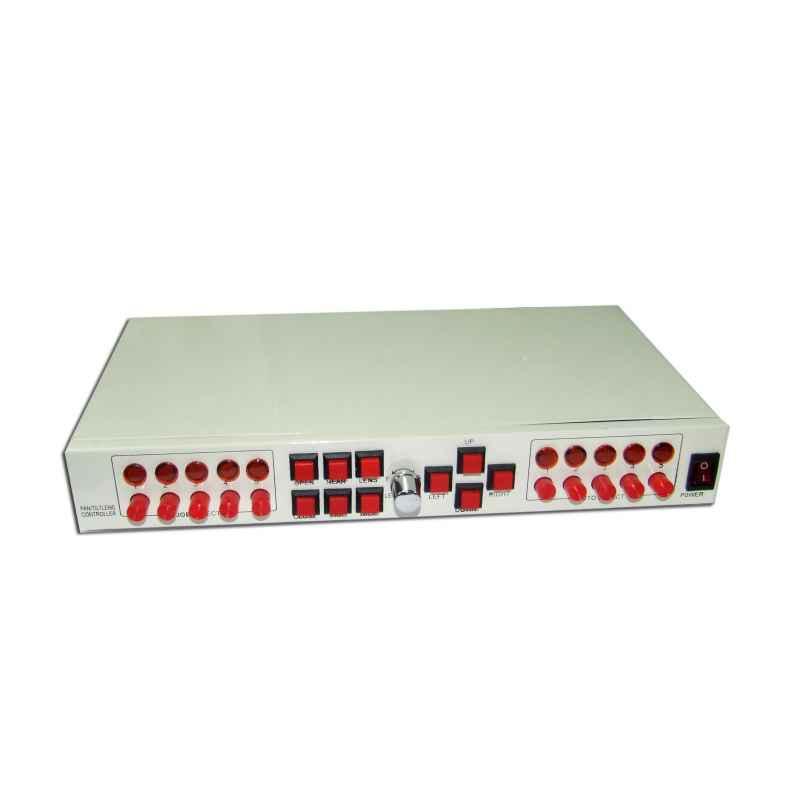 CONTROLADOR PTZ PAN/TILT/LENS 5 CAMARAS MANUAL 308