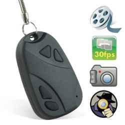 LLAVERO COCHE USB CAMARA VIDEO ESPIA MICROSD +8GB