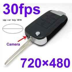 LLAVE COCHE USB CAMARA VIDEO ESPIA MICROSD