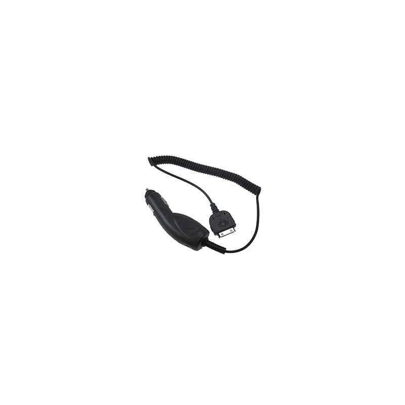 ADAPTADOR/CARGADOR COCHE PARA IPOD / IPHONE 3 & 4