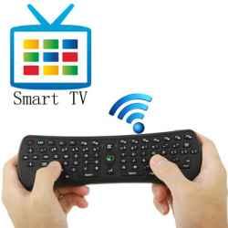 TECLADO INALAMBRICO AIR MOUSE ANDROID TV USB