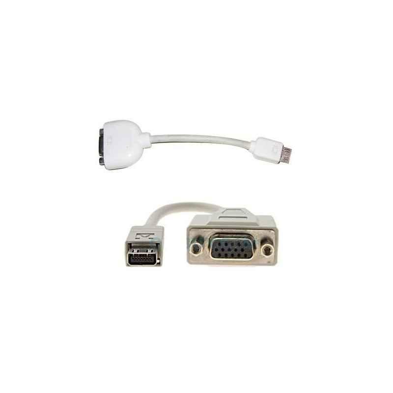 CABLE MINI DVI A VGA PARA iMAC/eMAC