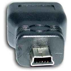 ADAPTADOR USB 2.0 AH - MINI BM 5 PINES SATYCON OTG