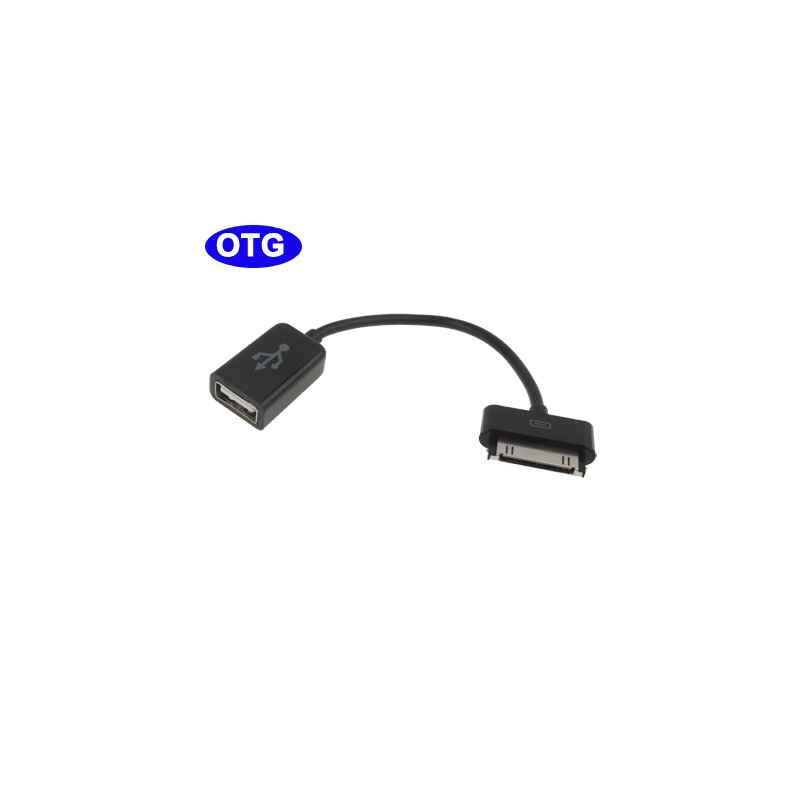 CABLE USB OTG TABLET SAMSUNG GALAXY TAB 12CM