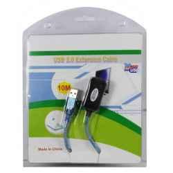 CABLE ALARGADOR USB 2.0 ACTIVO 30M SATYCON