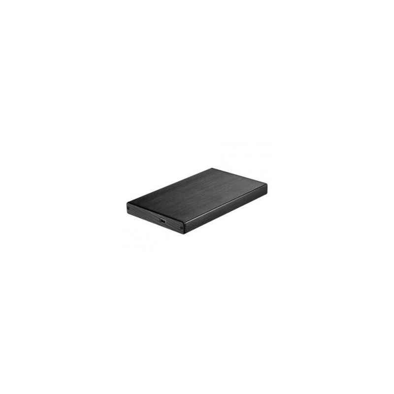 """CAJA EXTERNA HDD 2.5"""" SATA USB3.0 NEGRA TOOQ 2527B"""