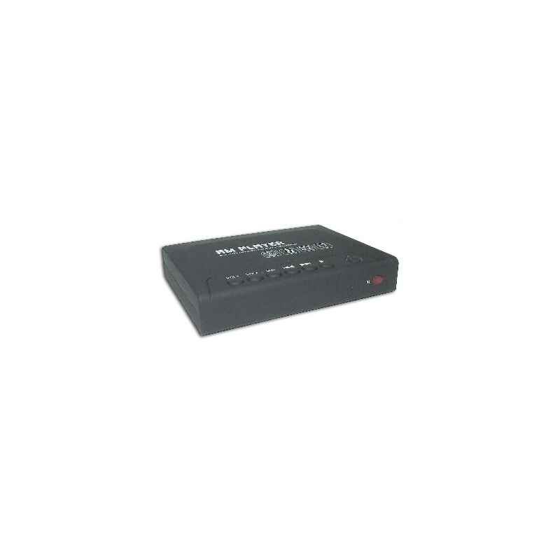 Z-OUTLET REPRODUCTOR / MULTIMEDIA DIVX USB/SD