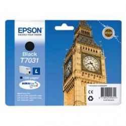 TINTA EPSON T7031 NEGRO 1200 PAG