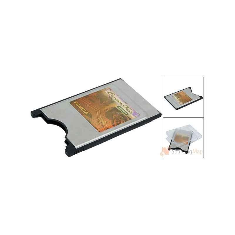 ADAPTADOR COMPACT-FLASH TIPO I A PCMCIA SATYCON