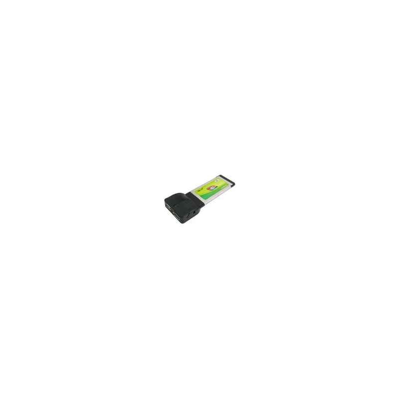 TARJETA EXPRESSCARD 1P USB 2.0 + 1P USB 3.0