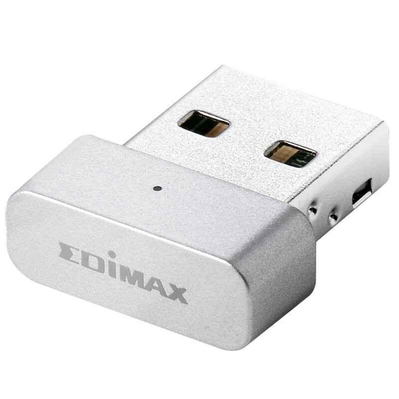 ADAPTADOR USB WIFI EDIMAX EW-7711MACBOOK AC450 UPG