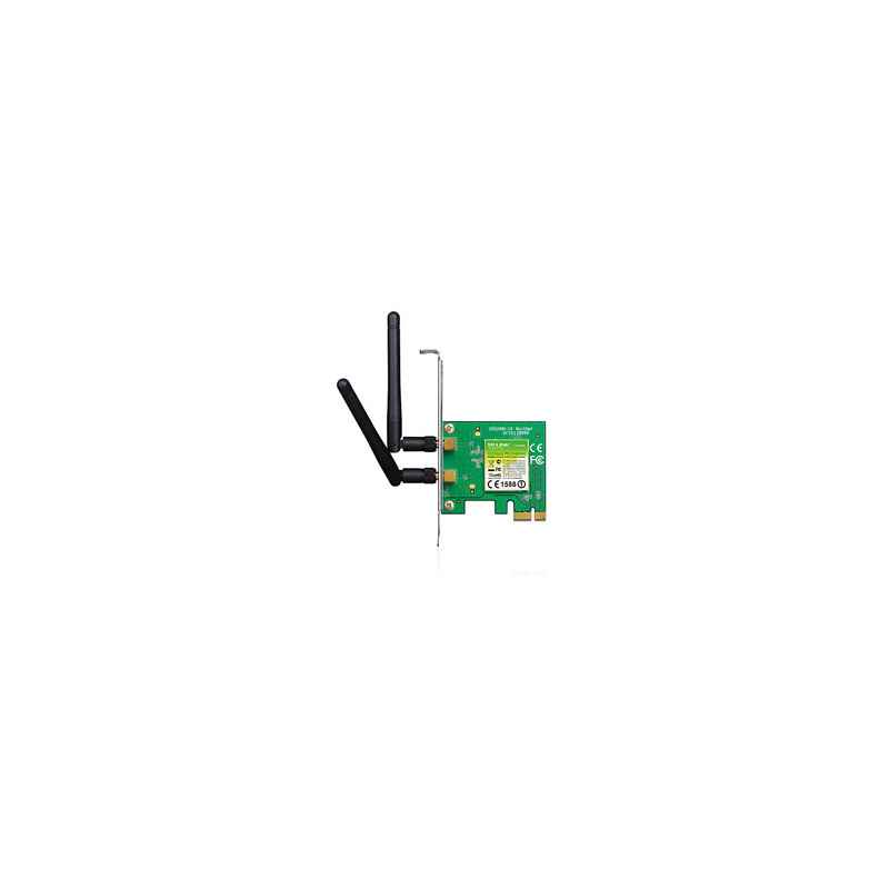 TARJETA PCI-E WIFI 300MBPS N TPLINK TL-WN881ND