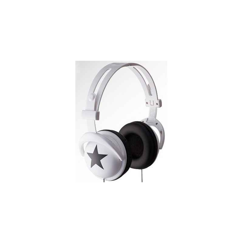 Z-OUTLET AURICULARES ACOL STEREO MP3 ESTRELLA BLAN