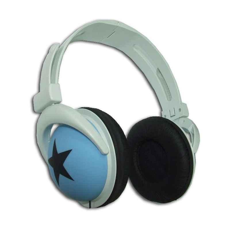 Z-OUTLET AURICULARES ACOL STEREO MP3 ESTRELLA AZUL