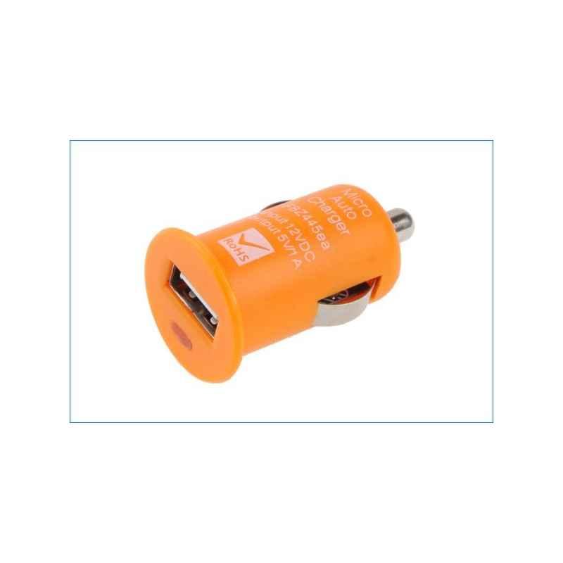 CARGADOR MECHERO COCHE USB IPAD IPHONE 5V 1A NAR