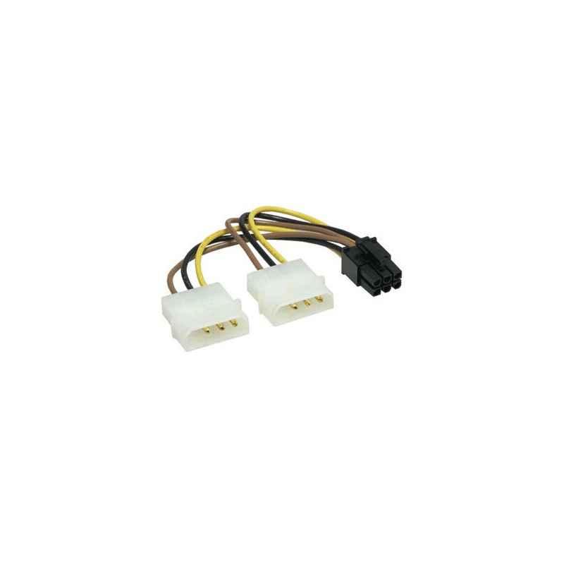 CABLE ALIMENTACION VGA PCI-EXPRESS 6PIN